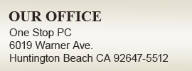 address for computer repair and services